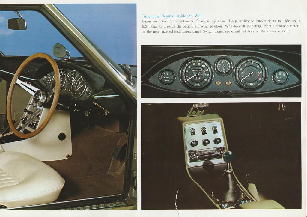 Nissan Silvia CSP311, wnętrza starych samochodów, klasyki, クラシックカー、国内専用モデル、日産