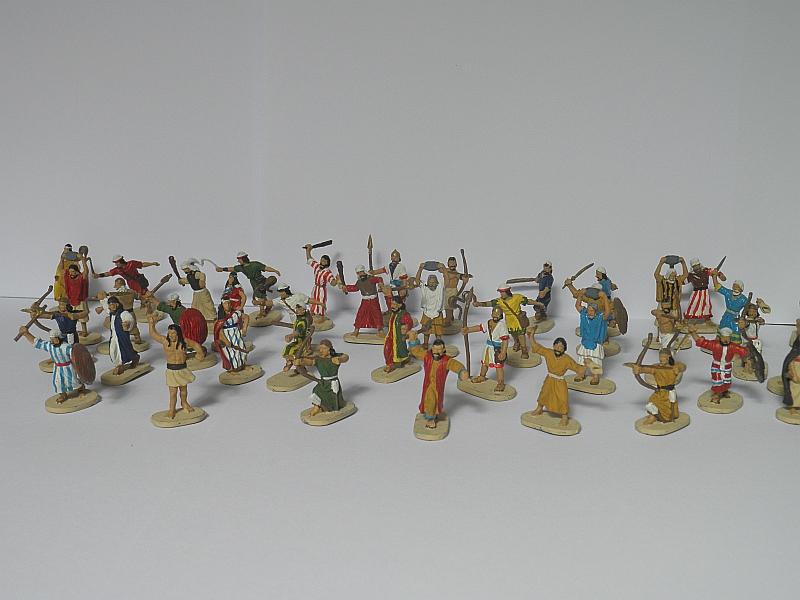 Toy Soldier Chest: HEBREW WARRIORS - Caesar Miniatures, Biblical Era 1 ...