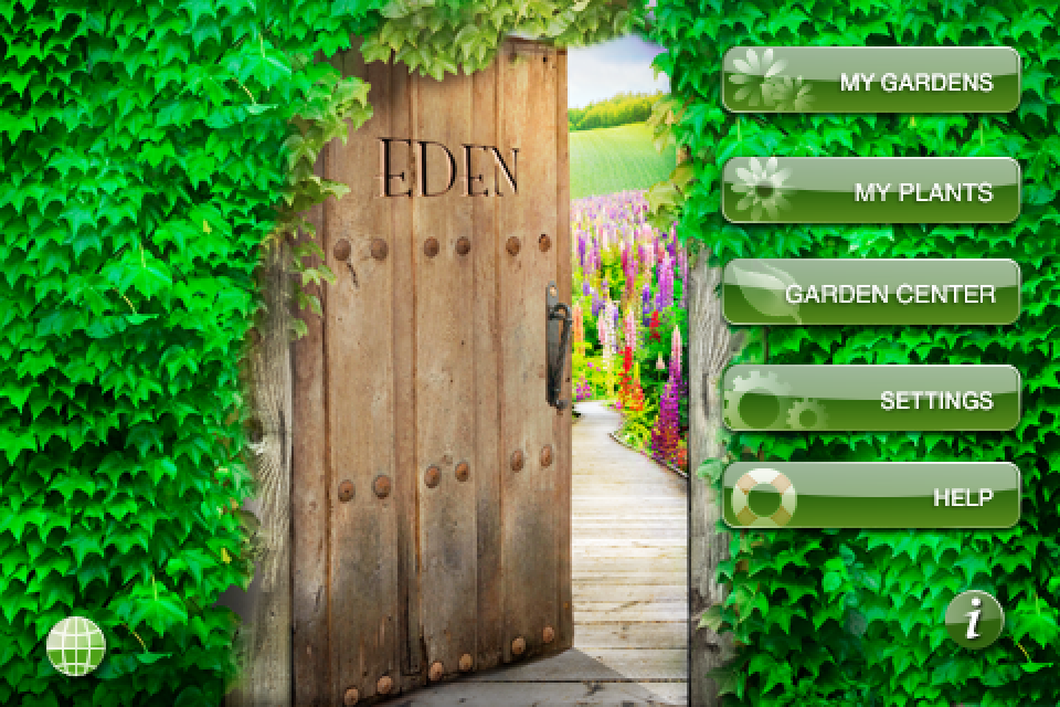 garden of eden landscape design app inspirations and