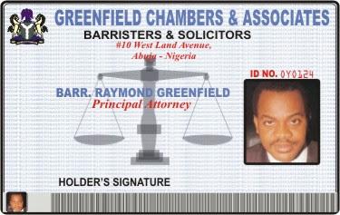 Raymond Greenfield