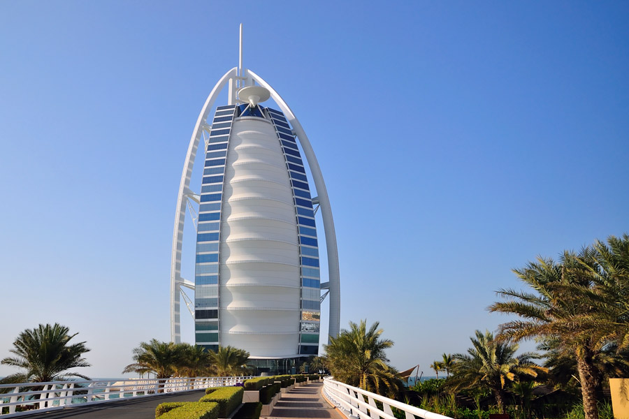 Mondo redondo dubai nuevo para so de megaconstrucciones for El arab hotel dubai