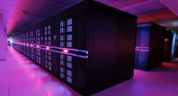The Tianhe super computer capable of insane amounts of computing