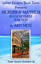 Murder And Mayhem In Goose Pimple Junction by Amy Metz