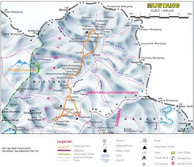(Nepal) – Mustang Trekking