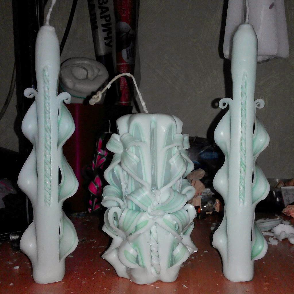 CuteCandle свадебные свечи