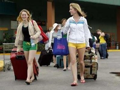Sube el número de turistas exrangeros