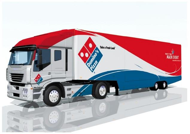 Domino's India Logistic management