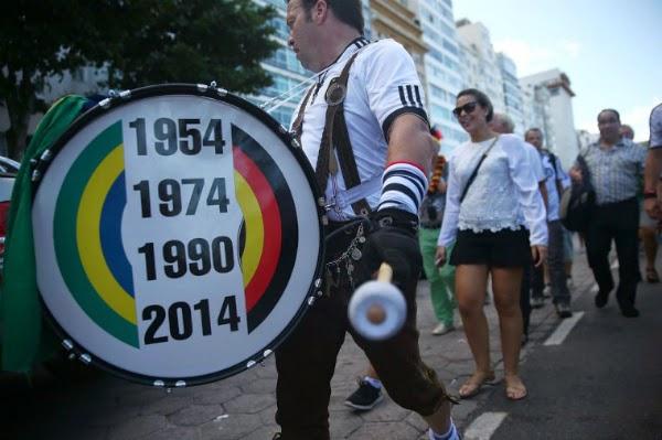 Germania 1954 1974 1990 2014
