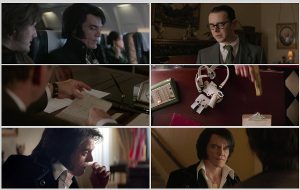 Elvis y Nixon (2016) BrRip 720p Latino