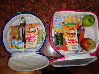 Packed Lunch from September