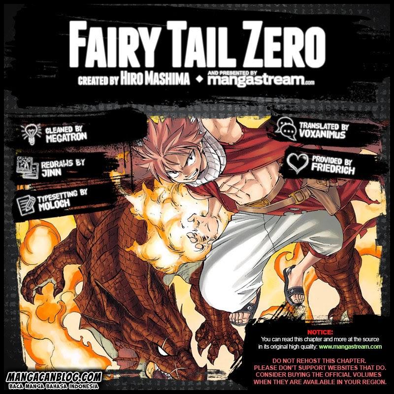 Fairy Tail Zero 4 Indonesia Terbaru