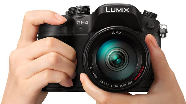 Panasonic Lumix GH4, GH4 for videographer, 4k resolution, 4K video, new panasonic 4k, DSLM 4k camera, Wi-Fi, NFC, videomakers, movie makers