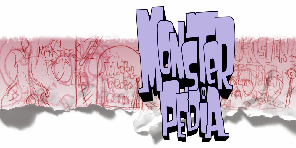 it's Monsterpedia!