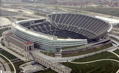 Chicago Bears Luxury Suites For Sale, Soldier Field, 2014