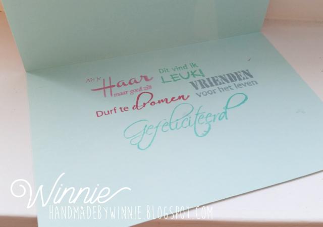 wat op een verjaardagskaart schrijven