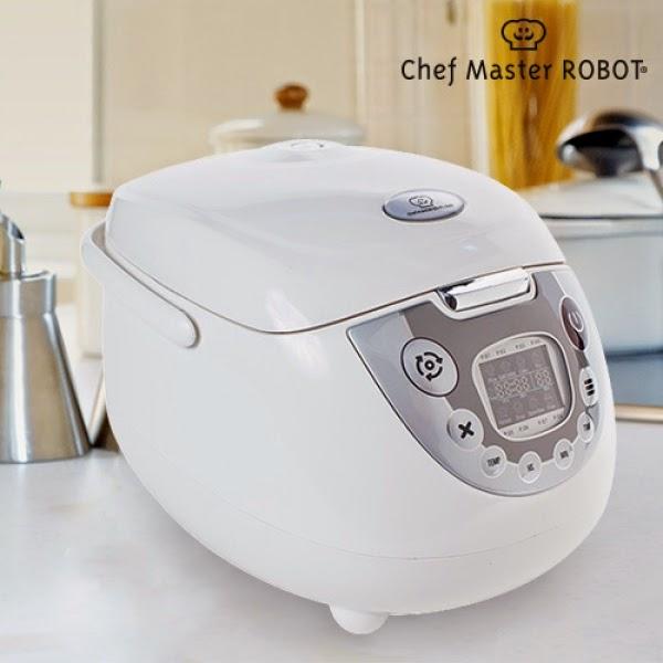 Ofertas robot de cocina chef master para cocinar f cil y - Cocinar con robots de cocina ...