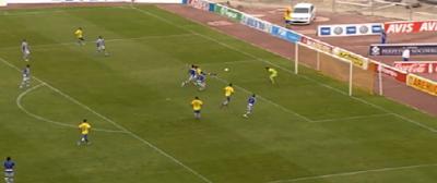 2-0 Gol de Vicente Gómez