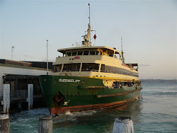 The REAL Manly Ferry !