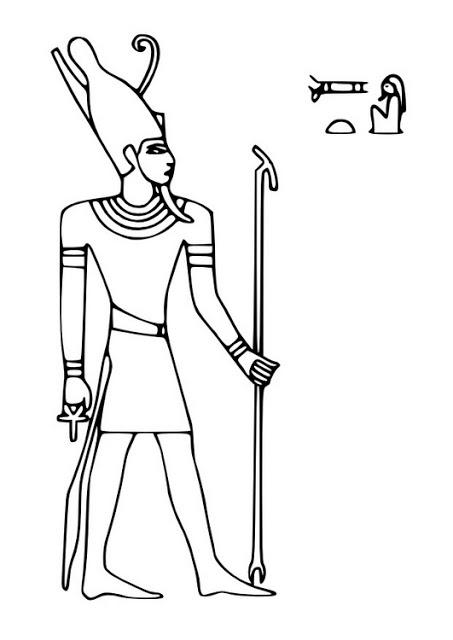 Blog De Los Ni 241 Os Egipto Los Dioses Egipcios