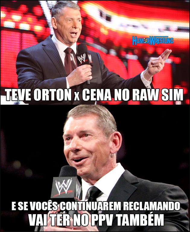 O Vince é que manda!
