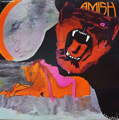 Amish - Amish (1972 Canadian Hard Rock Prog - 2007 Reissue - Wave)