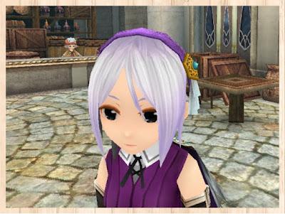 カチューシャ 紫1