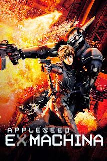Episódios Appleseed Ex Machina Dublado