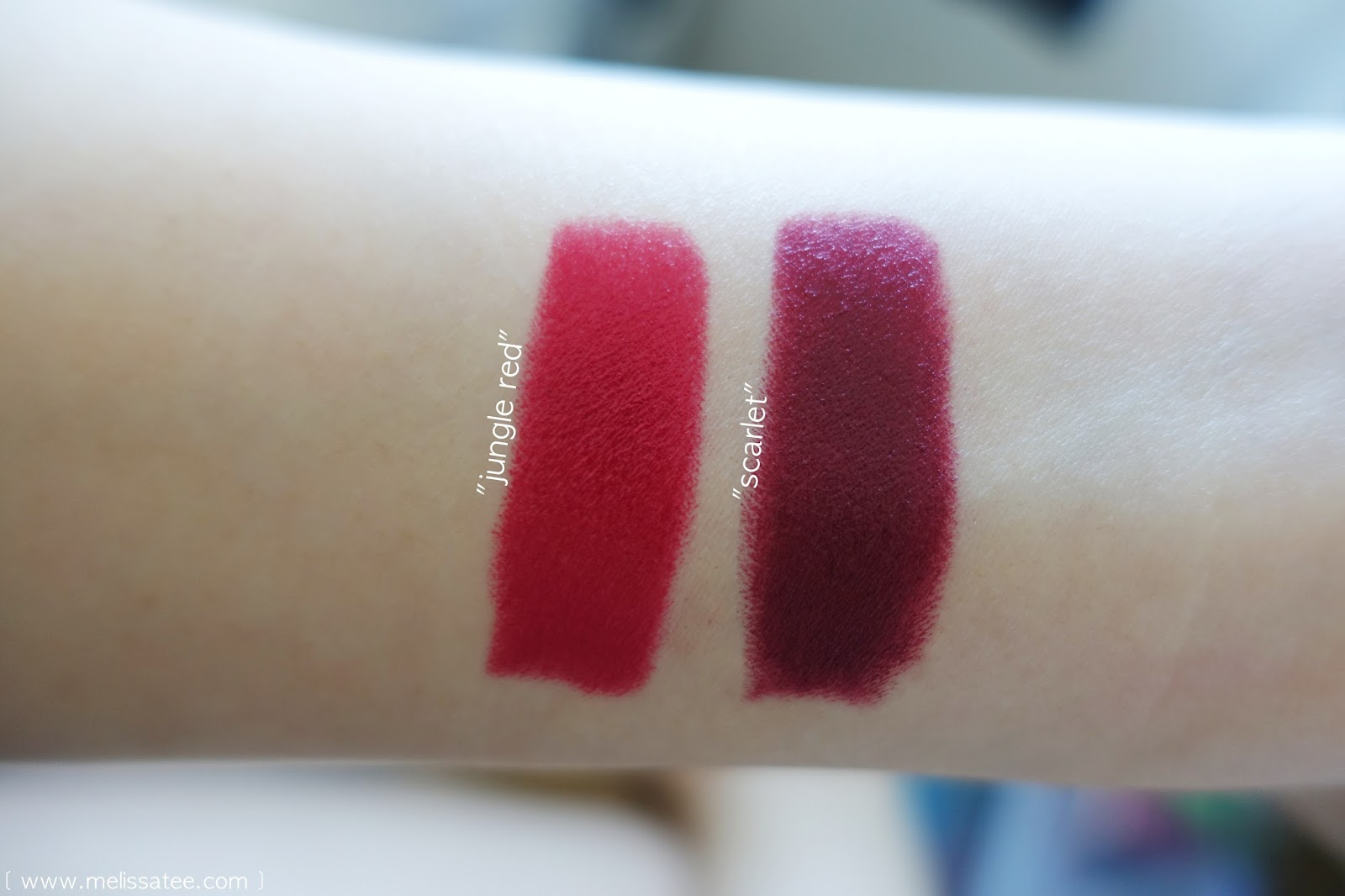 Blushing Introvert Motives Cosmetics Lipsticks