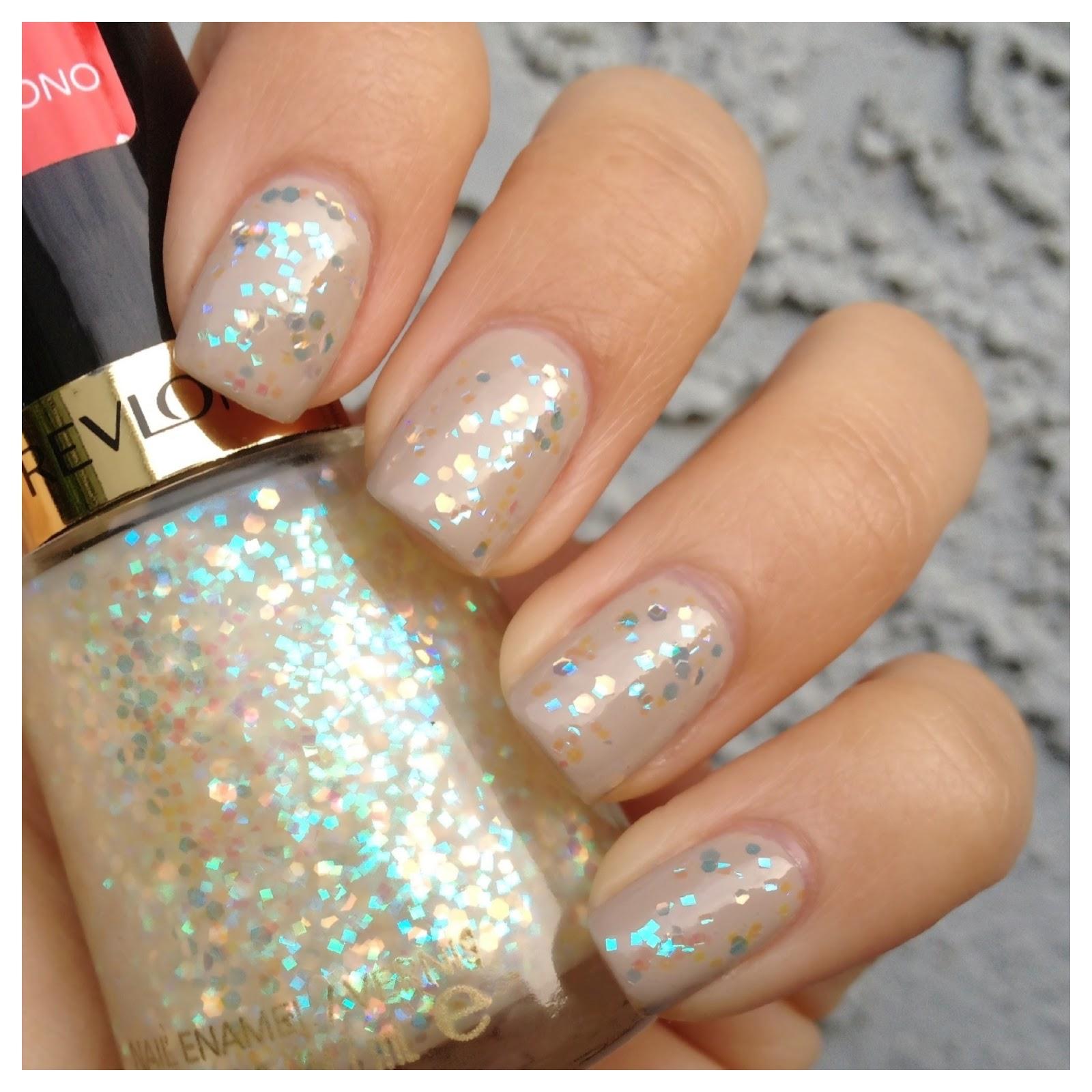 Essie Chunky Glitter Nail Polish - Absolute cycle