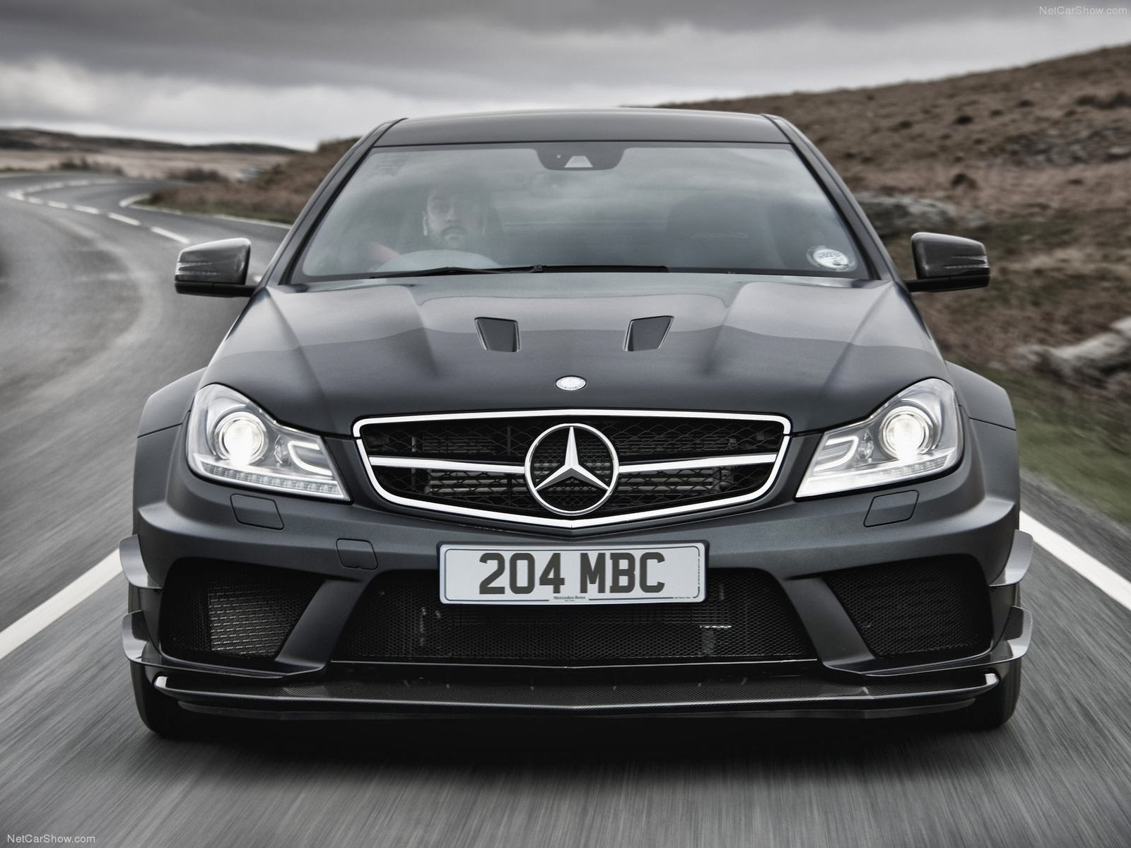 merceds benz c63 amg coupe black series takeyoshi images. Black Bedroom Furniture Sets. Home Design Ideas