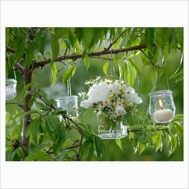 Il giardino del brocante: matrimonio vintage è servito : fiori ...