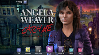 Angela Weaver: Catch Me When You Can [BETA #1]