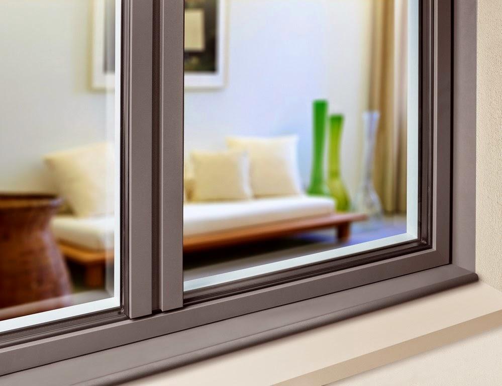 Ventanas de seguridad de aluminio abatibles bilbao for Seguridad ventanas correderas