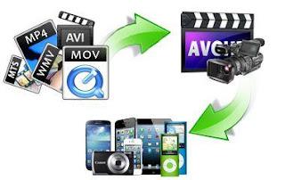 Cara Mudah Ubah / Convert Format Video dengan HP Android