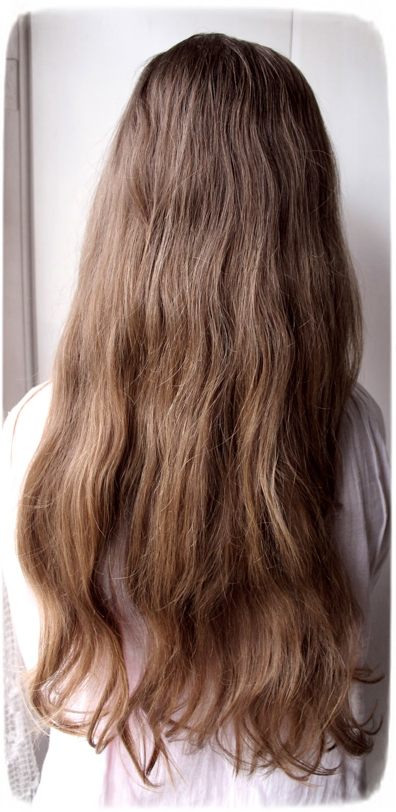 Haare mit olivenolseife waschen