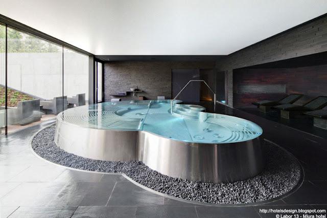 les plus beaux hotels design du monde h tel miura by labor 13 celadna republique tcheque. Black Bedroom Furniture Sets. Home Design Ideas