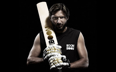 Shahid afridi profile and photos 2012