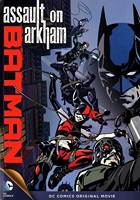 Batman: Assault on Arkham (2014) WebRip Latino