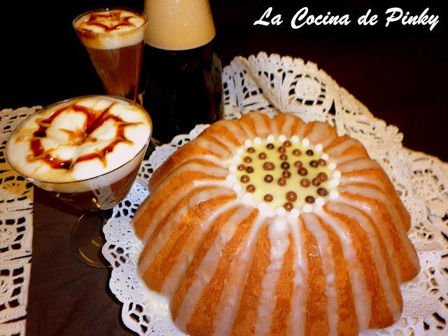 Bizcocho De Claras Y Calabaza