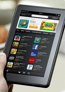 New Kindle Fire Tablet