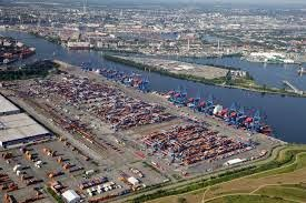 Hamburg port birthday 2015