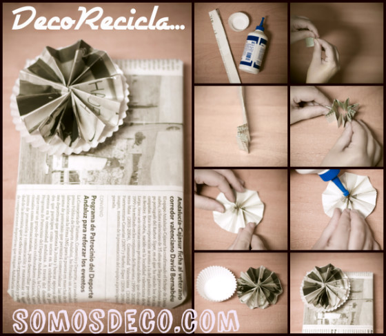 10 ideas para envolver regalos somosdeco blog de decoraci n for Como envolver un regalo original