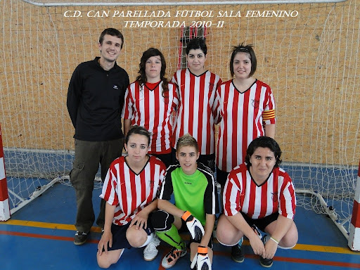 Fútbol Sala Femenino C.D.Can Parellada