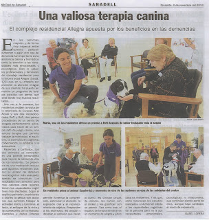 La Terapia Assistida amb animals