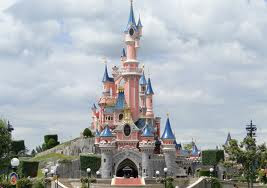 Disneyland Paris Castle Refurbishment 2011