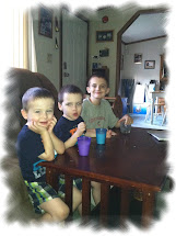 My three boys
