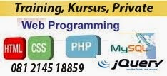 Training/Private Web Programming 48 Jam