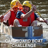 Cardboard Boat Challenge