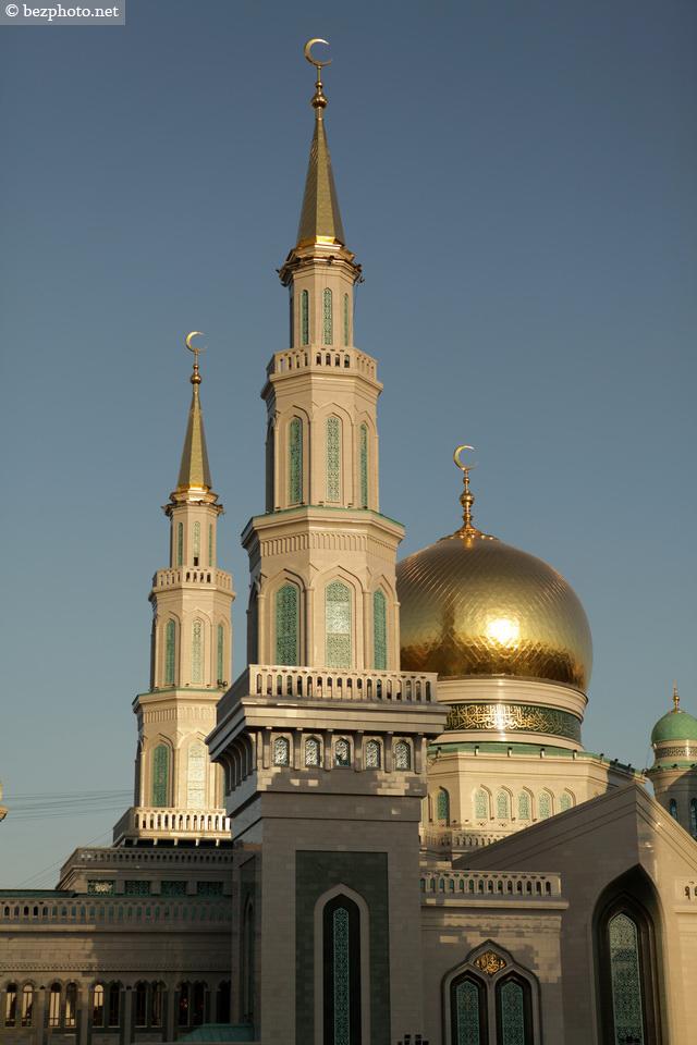 новая московская соборная мечеть