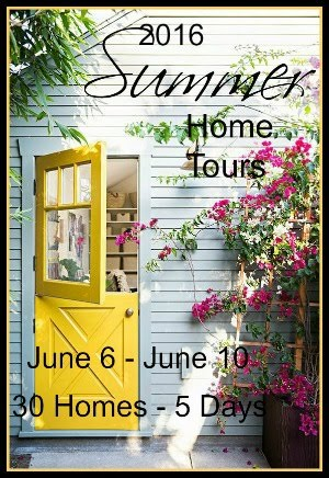 Join 21 Rosemary Lane and 29 other bloggers for 30 fantastic Summer Home Tours
